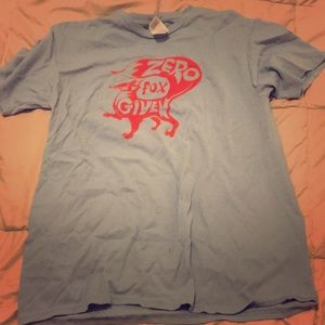 Tops - Zero fox given T shirt, size M